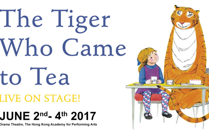 Giveaway: 4 tickets to 'THE TIGER WHO CAME TO TEA'